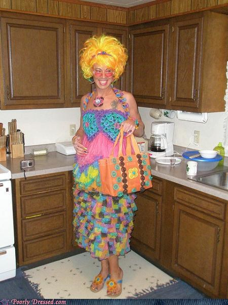 condoms,crafty,dress,eww