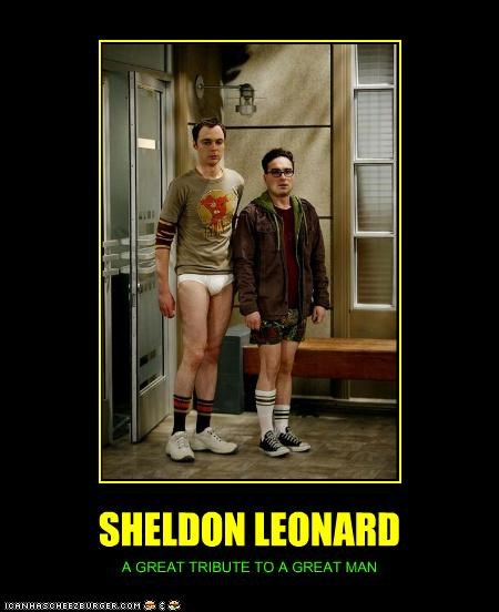 SHELDON LEONARD A GREAT TRIBUTE TO A GREAT MAN