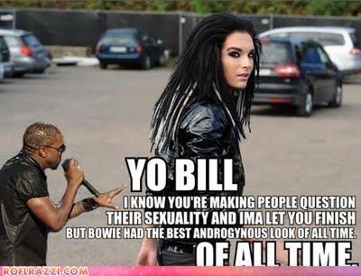 Bill Kaulitz funny interrupting kanye meme Music - 4174788352