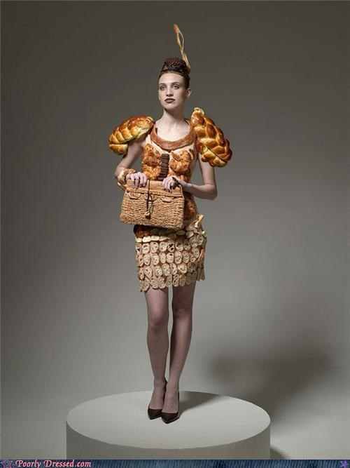 bread clothes food model - 4175148032