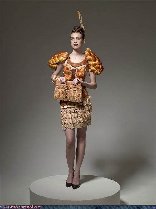 bread clothes food model - 4175148032
