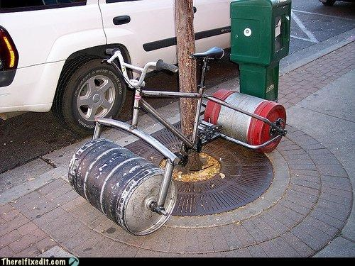 beer bicycle keg poll - 4175200512