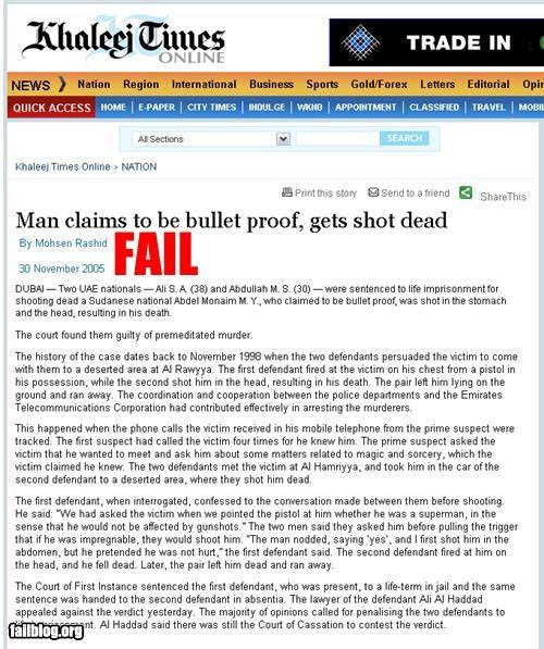 bad idea bullets failboat guns Probably bad News - 4175537408