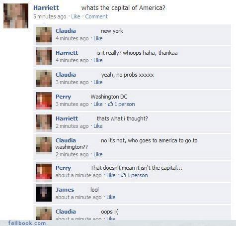 facepalm geography stupid - 4175554560