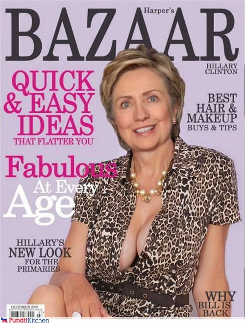 fake Hillary Clinton shoop wtf - 4175665152