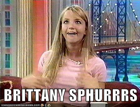 britney spears,Celebriderp,herp me baby one more derp,Music,talk show,you drive me derpy