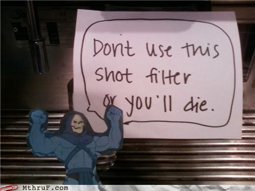 coffee humor shot skeletor - 4176624128
