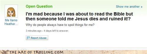 jesus religion spoilers the bible zombie - 4177003776
