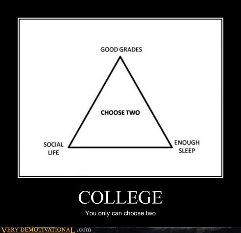 college,education,Hall of Fame,lifestyle,logic,pyramid,school is dumb