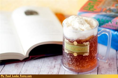 butterbeer celeb drink Harry Potter recipe soda - 4178117120