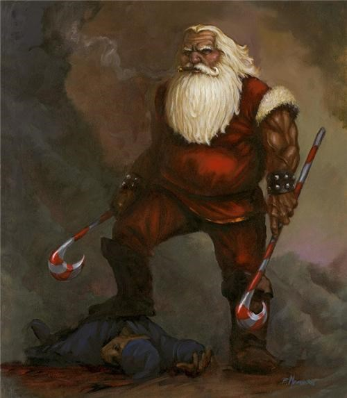 awesome elf epic FTW scary - 4178335744