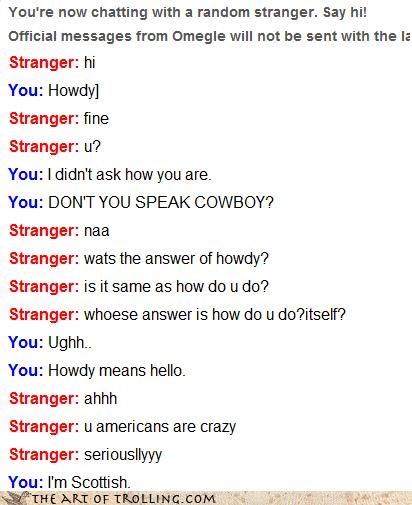 america cowboy english howdy racism scotland - 4178344192