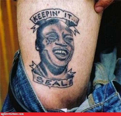 celeb comedy tats musicians portraits words - 4178747904