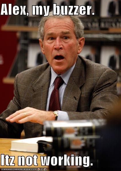 funny george w bush lolz president republican - 4178913024