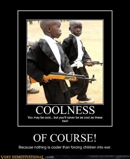 africa,child soldiers,guns,sharp dressed men,tragedy,war,zz top