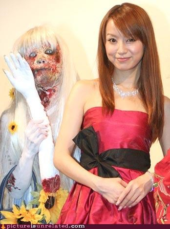 babe costume Japan monster really wtf wtf - 4179342080