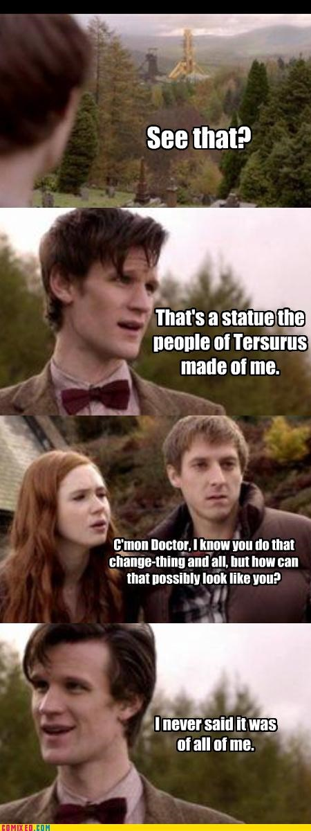 awesome,doctor who,monument,peen,perceptions,the internets,TV