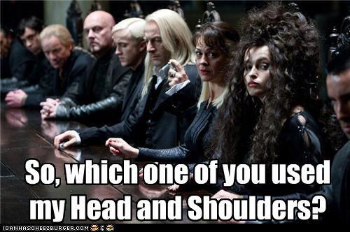 bellatrix lestrange commercial funny Harry Potter helena bonham-carter lolz sci fi - 4180478464