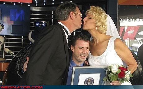aww bride funny wedding photos groom News and Trends technical difficulties were-in-love Wedding Themes - 4180591360