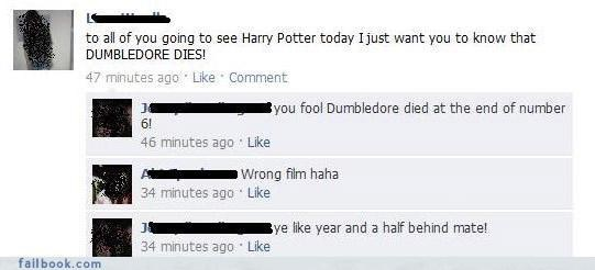 busted facepalm Harry Potter make your own fail your friends are laughing at you - 4181334272