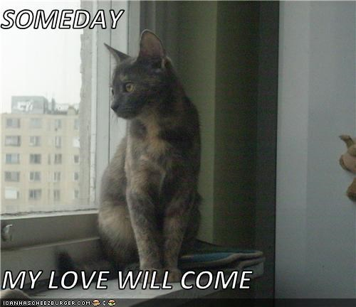 SOMEDAY  MY LOVE WILL COME