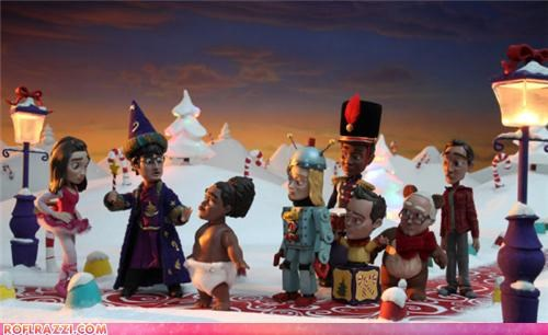 animation christmas community TV