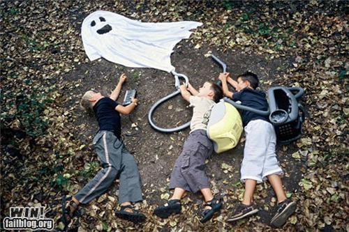 cute ghost kids - 4182040576