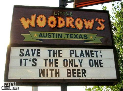 awesome at work beer signs - 4182833920