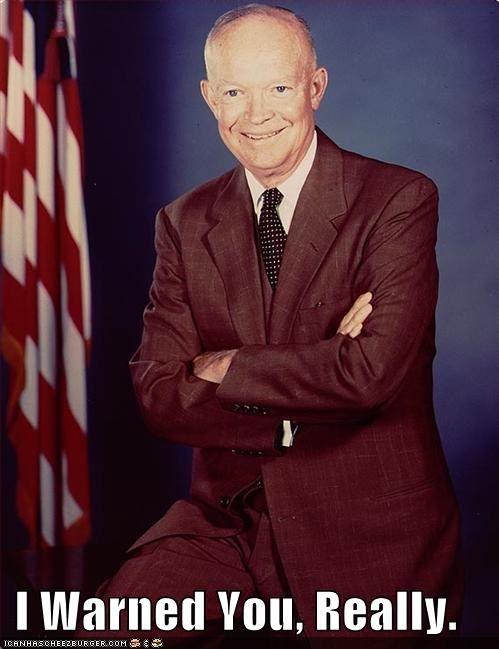 dwight d eisenhower funny Hall of Fame lolz president