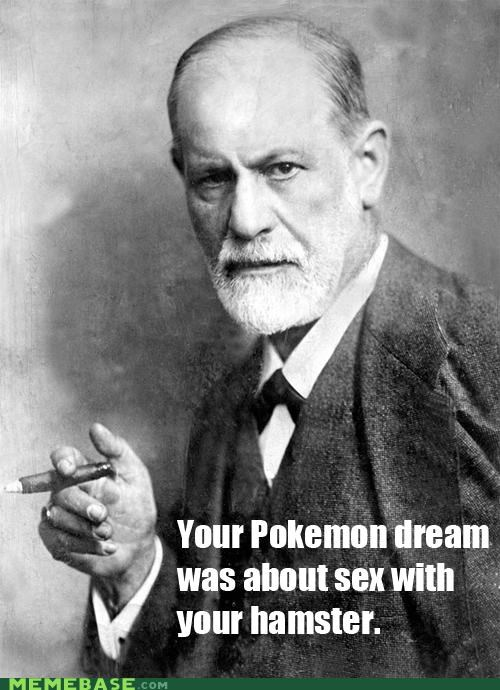 dream analysis freud lol Memes - 4184400384