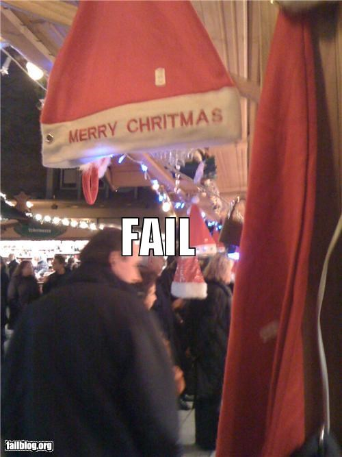 christmas failboat g rated hats spelling - 4184846336