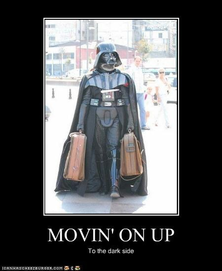 darth vader demotivational funny lolz sci fi star wars - 4185311488