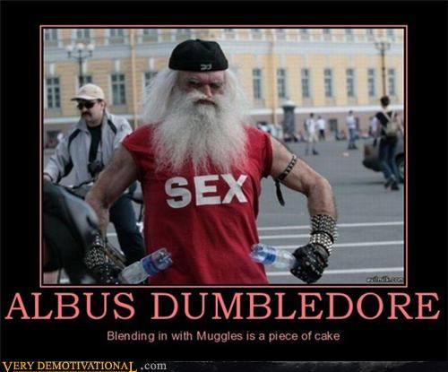 BAMF beard dumbledore epic Harry Potter sex wtf - 4185906176