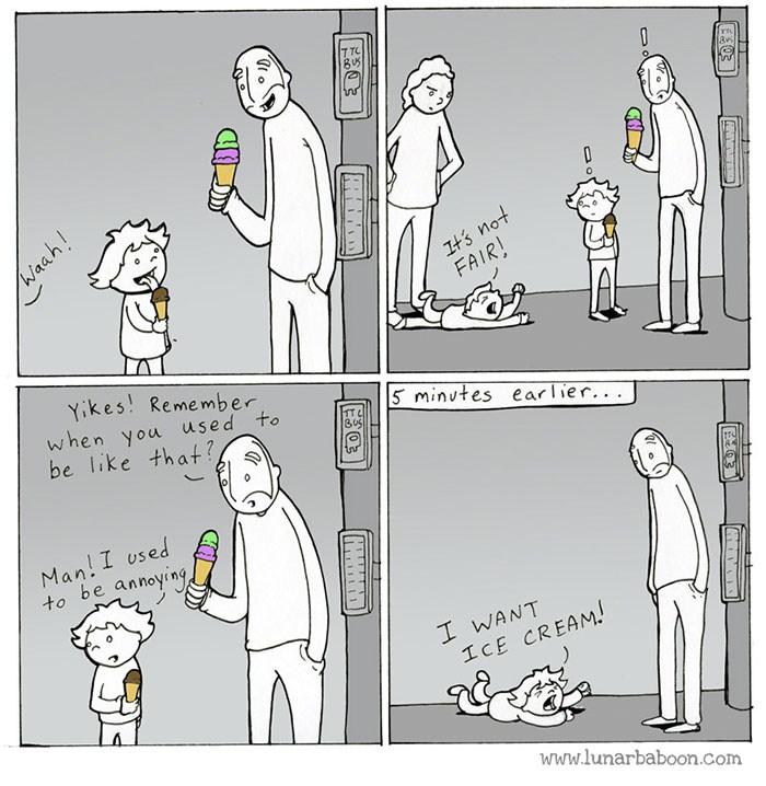 a funny comics list