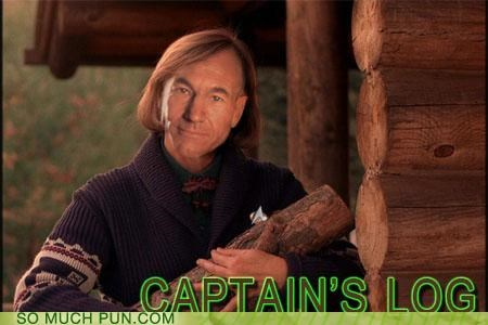 captain captains-log literalism log picard star date Star Trek