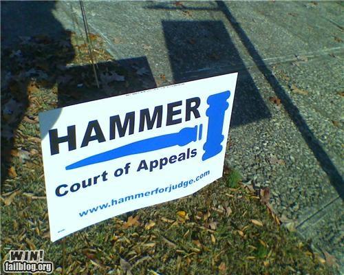 irony names politics sign - 4187758080