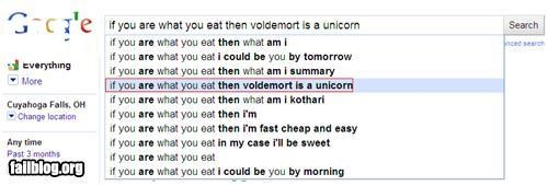 Autocomplete Me,failboat,Harry Potter,movies,unicorns,voldemort