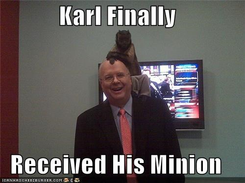 Karl Finally Received His Minion
