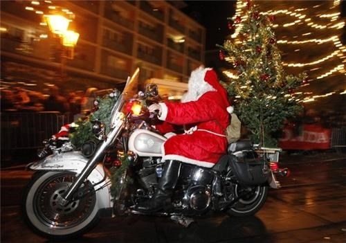 awesome FTW motorcycle reindeer - 4189867264