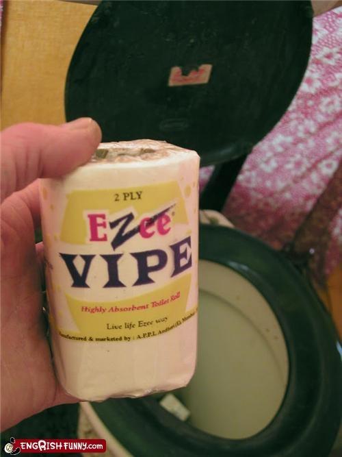 paper,viper,what,wipe