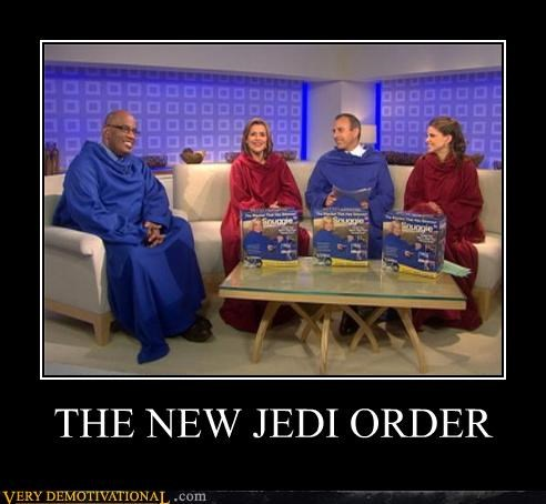 cults,Dear God No,even worse than the prequels,snuggie,star wars,the new jedi order,the today show