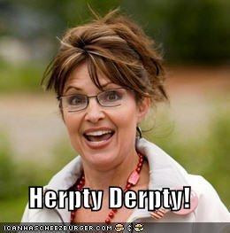 Herpty Derpty!