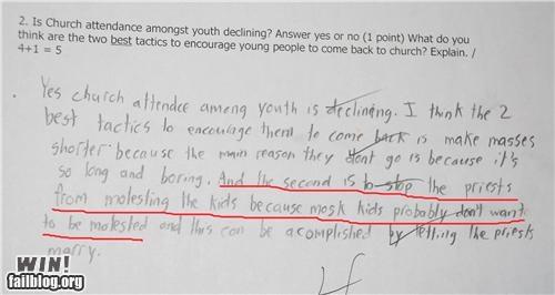 church school tests - 4193592064
