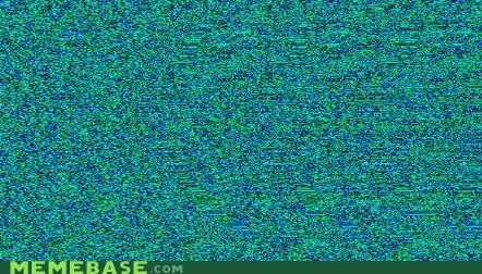 colorblind eye green Magic Eye problems