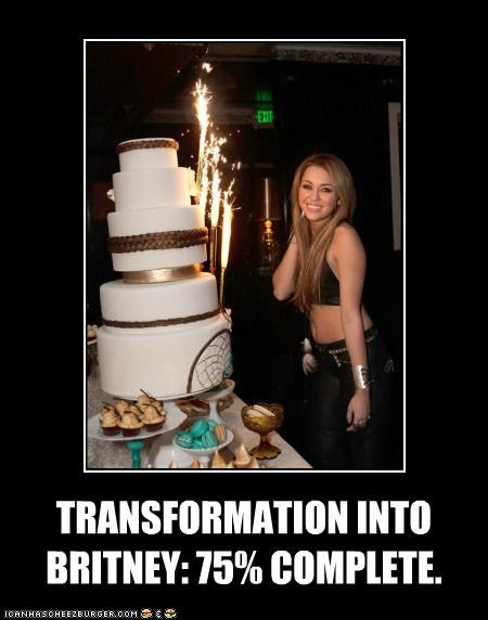 demotivational lolz miley cyrus Music Party - 4195331584