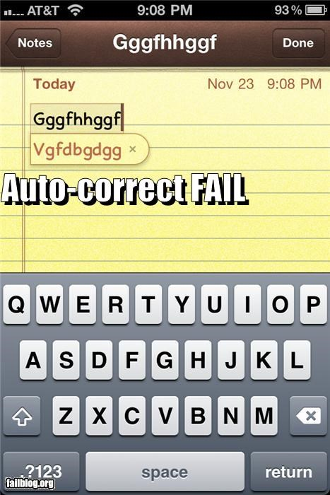 auto-correction failboat g rated not a word spelling technology - 4195710720