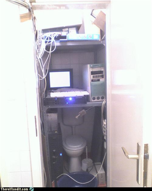 bathroom computers Professional At Work technology toilet - 4196254208