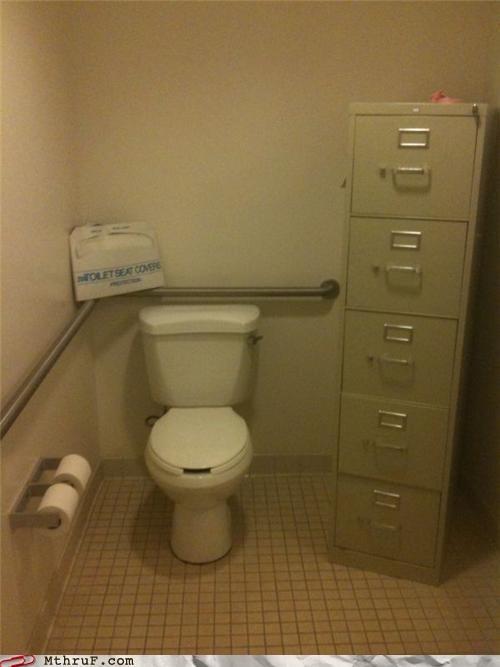 bathroom file cabinet files gross - 4196673024