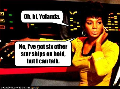 actor celeb funny lolz Nichelle Nichols sci fi Star Trek - 4196684032