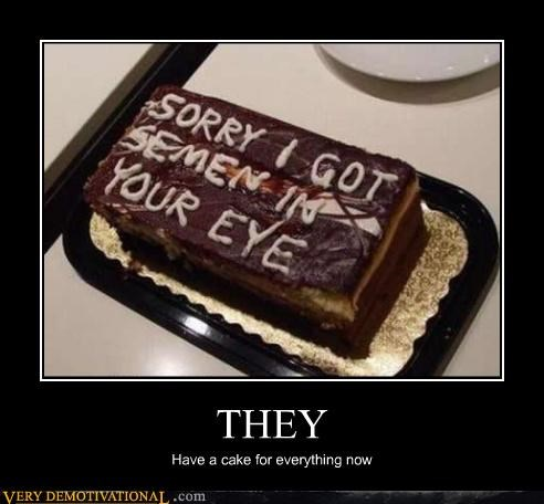 cake gross jk modern living semen wtf - 4197046528